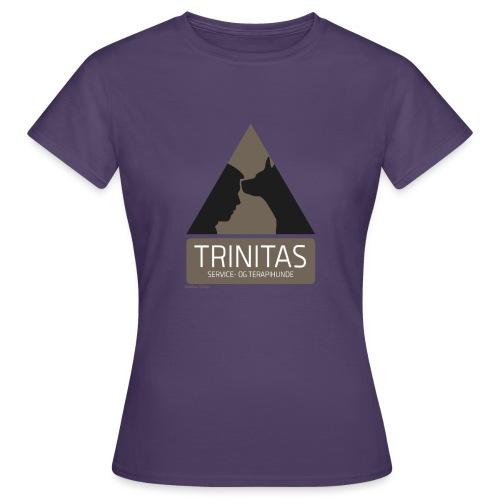 Trinitas Shirts - Dame-T-shirt