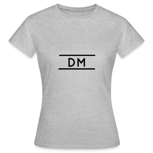 Plain Dm Logo - Women's T-Shirt