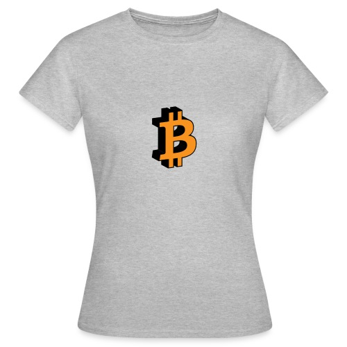 Bitcoin - Frauen T-Shirt