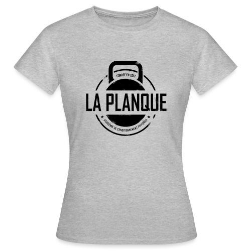 la_planque noir - T-shirt Femme