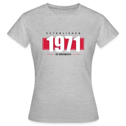 SV Mosbach 1971 hell - Frauen T-Shirt