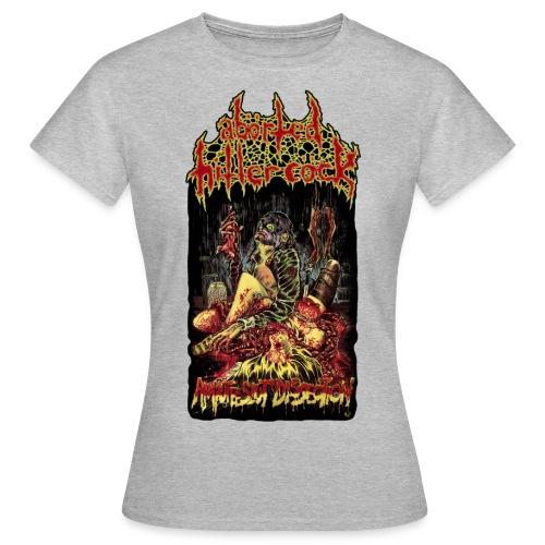 Amputee Slut Dissection - Women's T-Shirt