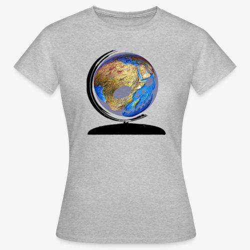 globus - Frauen T-Shirt