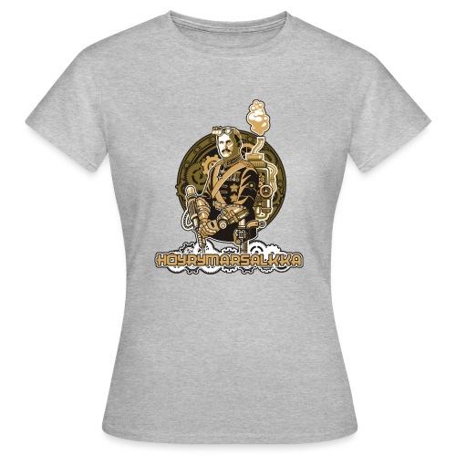 Höyrymarsalkan upea naisten T-paita - Naisten t-paita