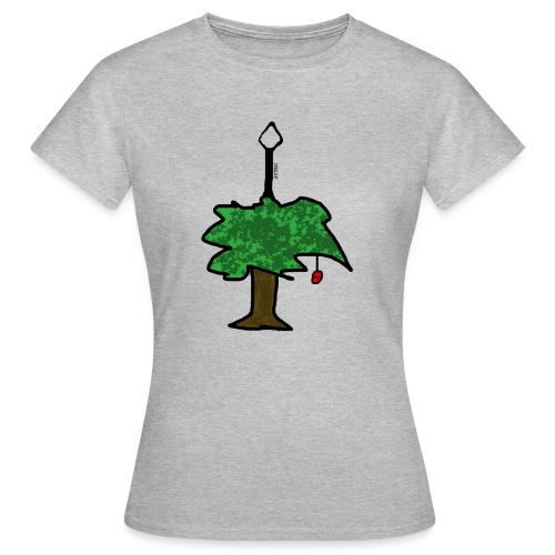 TREE OF FRUIT - Frauen T-Shirt