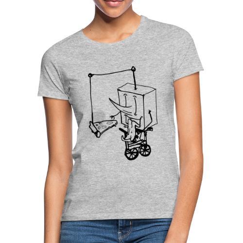 dude food - Women's T-Shirt