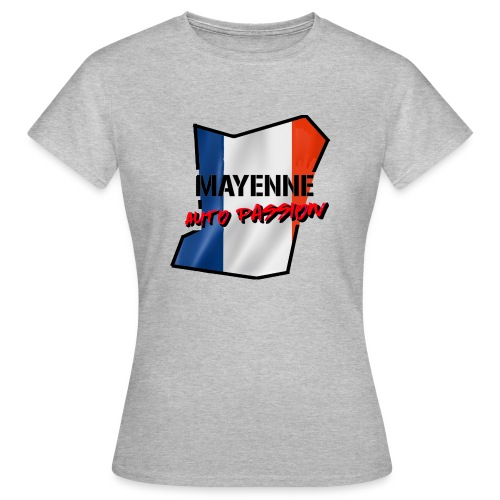 Mayenne Auto Passion FRA - T-shirt Femme