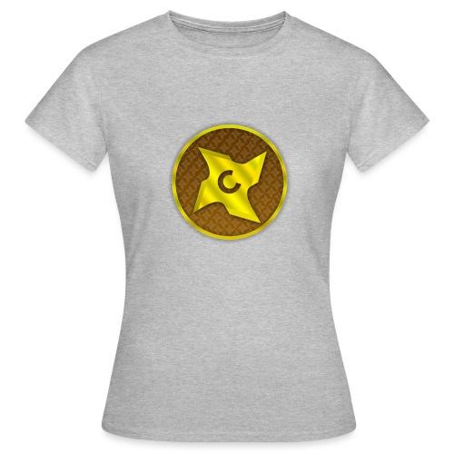 creative cap - Dame-T-shirt