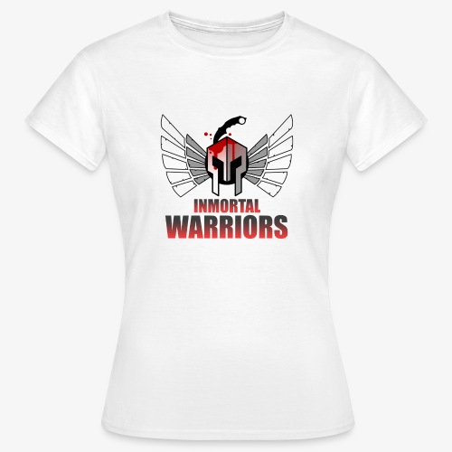 The Inmortal Warriors Team - Women's T-Shirt