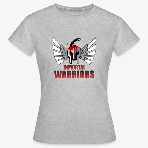 The Inmortal Warriors Team - Women's T-Shirt