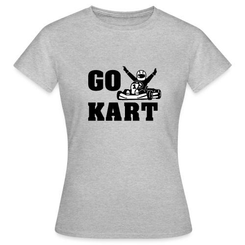 Go kart - T-shirt Femme