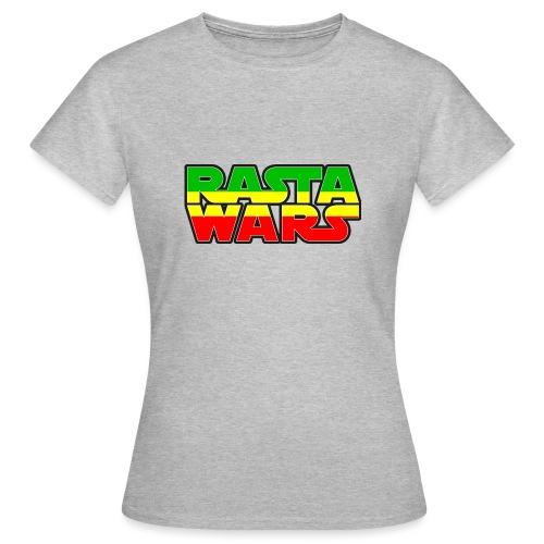 RASTA WARS KOUALIS - T-shirt Femme