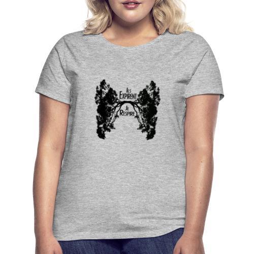 Oxygène - T-shirt Femme