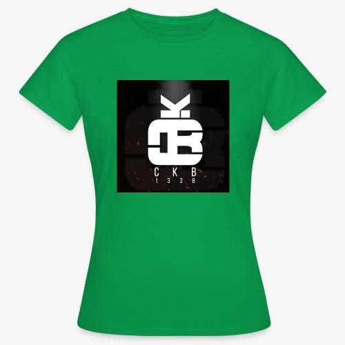 cbk233 vit - T-shirt dam
