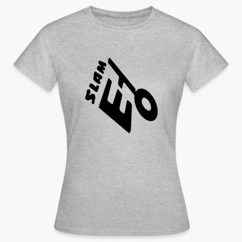 Str1ve Slam Black - Vrouwen T-shirt