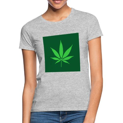 Hemp CBD - Women's T-Shirt