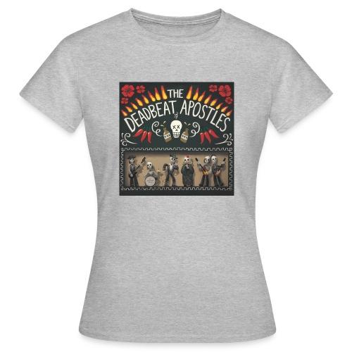 The Deadbeat Apostles - Women's T-Shirt