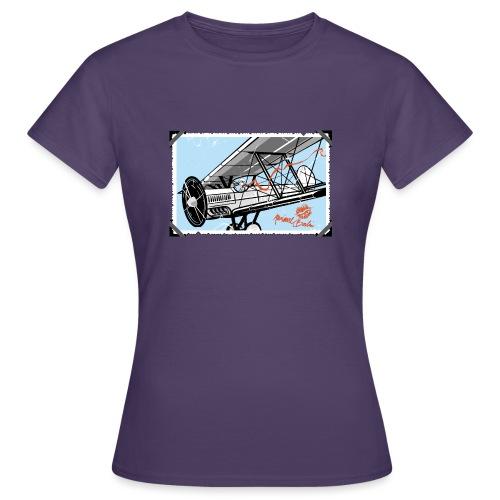 Doppeldecker - Frauen T-Shirt