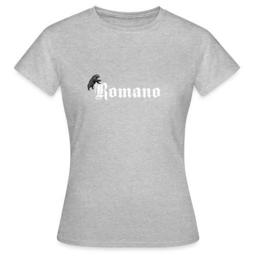 626878 2406603 romano23 orig - T-shirt dam
