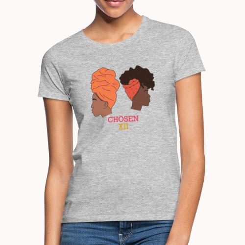 Headwrapped Princesses - Vrouwen T-shirt