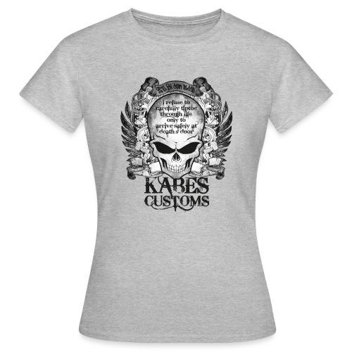 Kabes Tiptoe T-Shirt - Women's T-Shirt