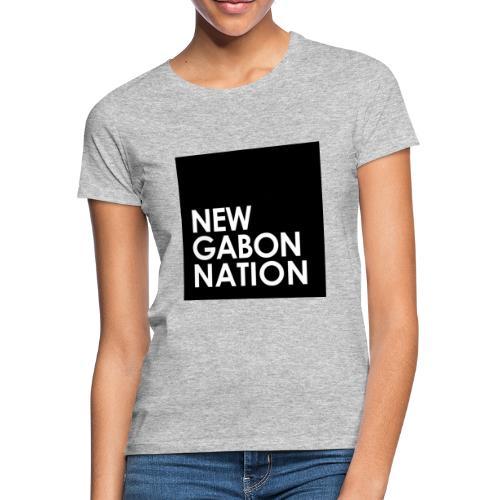 NGN design black - T-shirt Femme