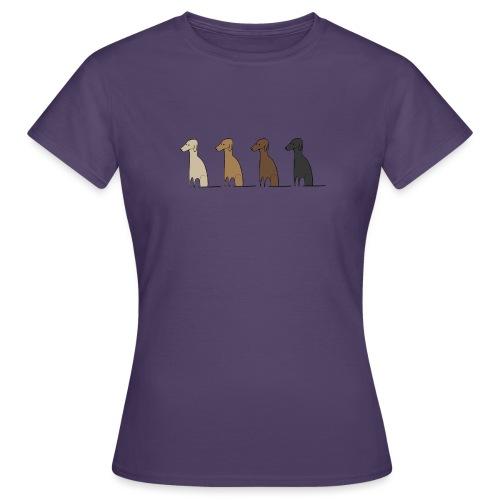 Logo Kusei - Frauen T-Shirt