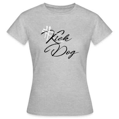 #KickDog Tee - Women's T-Shirt