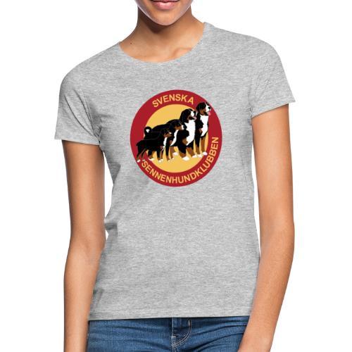 Sennenhundklubben - T-shirt dam