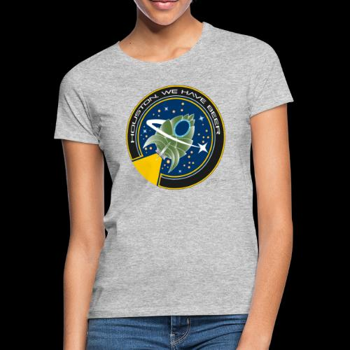 D10 Houston we have beer - Camiseta mujer