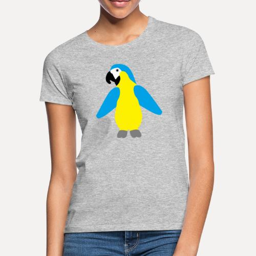 Gelbbrustara - Women's T-Shirt