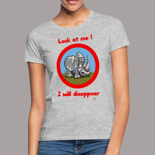 regardez moi ! rhino - T-shirt Femme