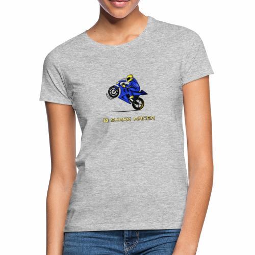 #MONORUOTASHARK - Maglietta da donna