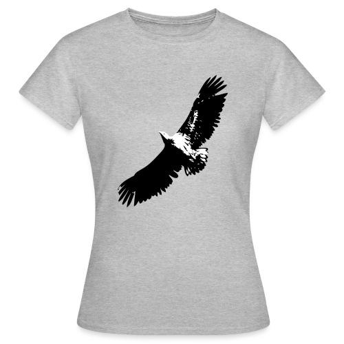 Fly like an eagle - Frauen T-Shirt