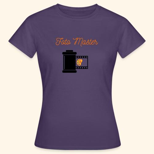 Foto Master 2nd - Dame-T-shirt