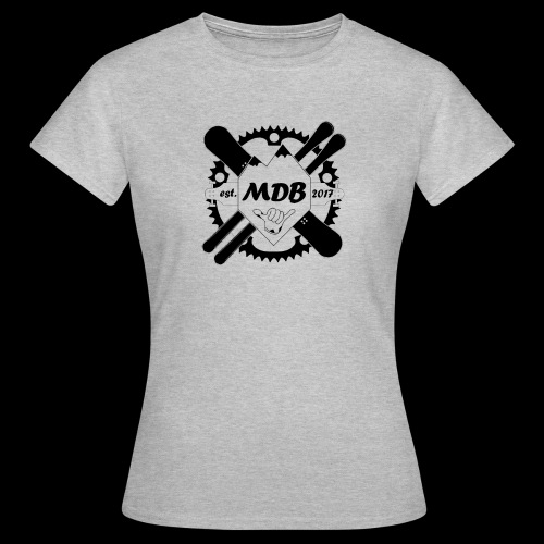 Madabe Logo Shirt - Frauen T-Shirt