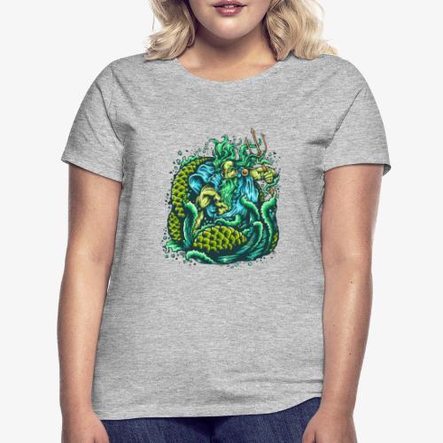 Dieu de la mer - T-shirt Femme