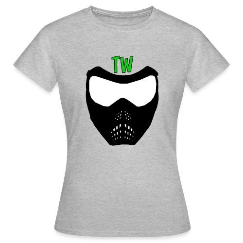 TW paintball logo 2000px - T-shirt dam