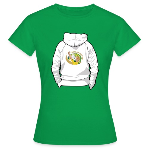 hoodyback - Vrouwen T-shirt