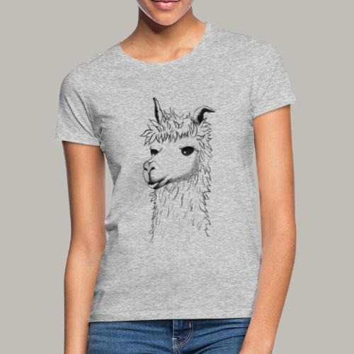 Lama - T-shirt Femme