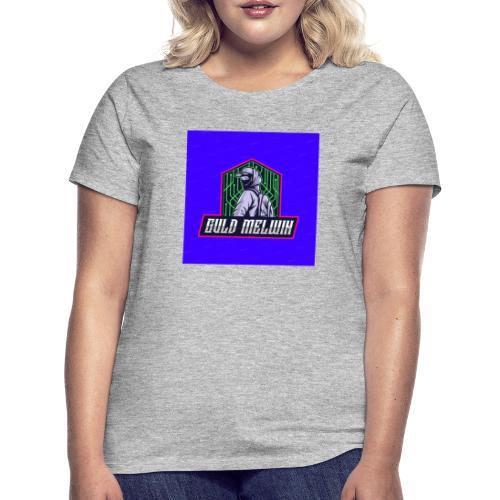 Guld Melwin - T-shirt dam