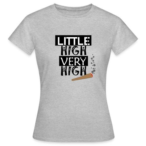 Very High - Camiseta mujer