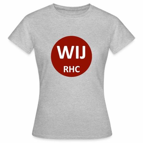 WIJ RHC - Vrouwen T-shirt