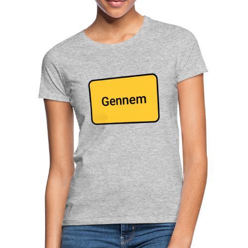 Gennem - Frauen T-Shirt