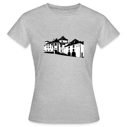 Clervaux Schloss - Frauen T-Shirt
