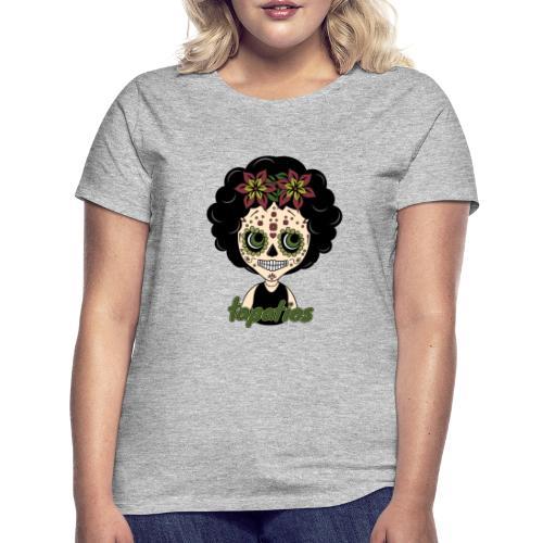 Ojos Tapatios - Camiseta mujer