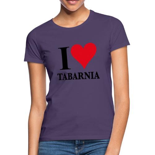I love Tabarnia - Women's T-Shirt