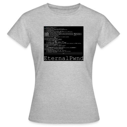 EternalBlue - Vrouwen T-shirt