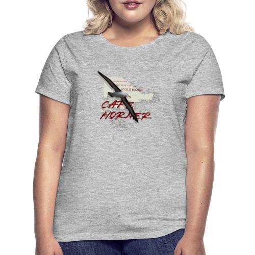 capehorner - Frauen T-Shirt