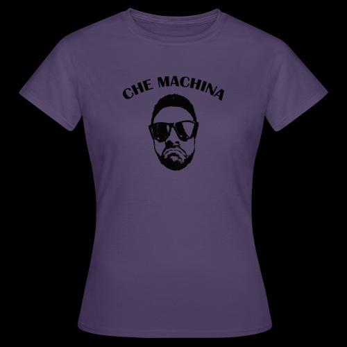CHE MACHINA - Maglietta da donna